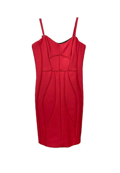 Laundry By Shelly Segal Red Dress