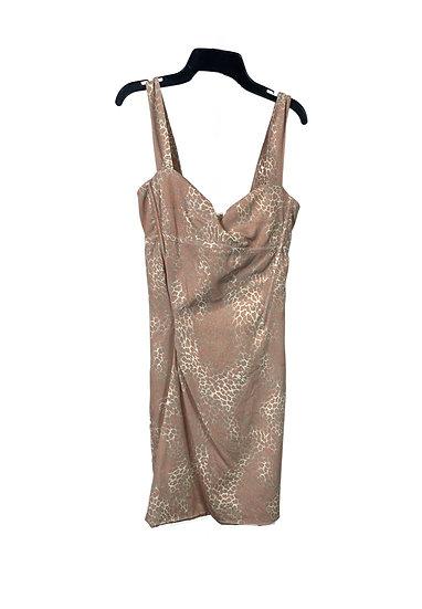Guess by Marciano Cheetah Print Dress