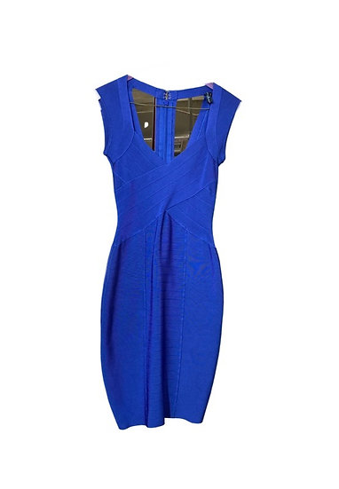 Guess By Marciano Blue Dress