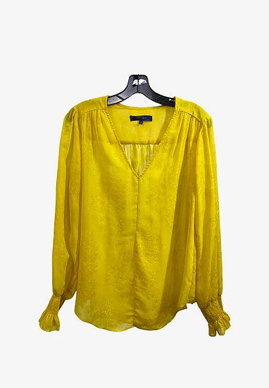 Rachel Ray Yellow Top