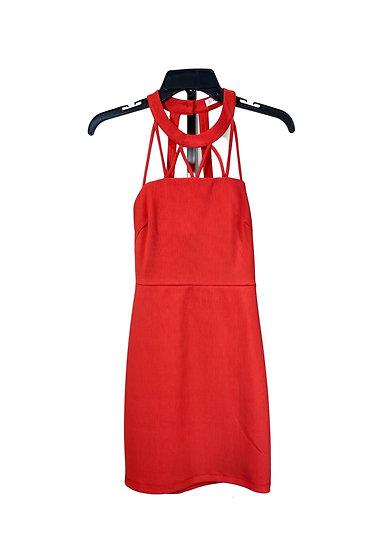 Lush Mini Dress