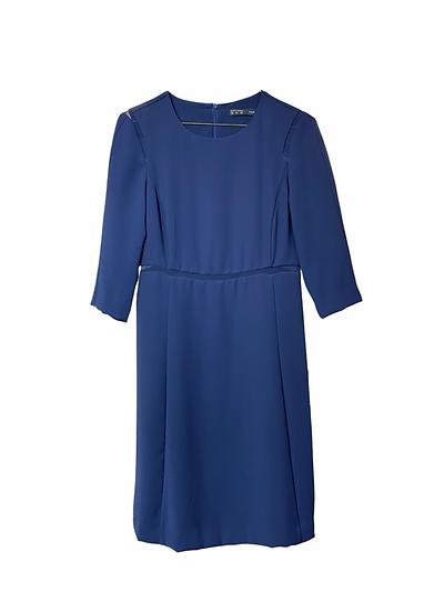 Zara Blue Dress