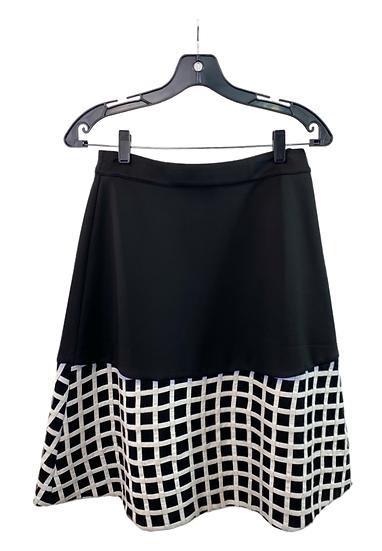B&W Skirt