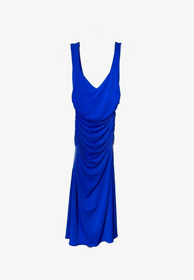 Laundry By Shelli Segal Blue Dress