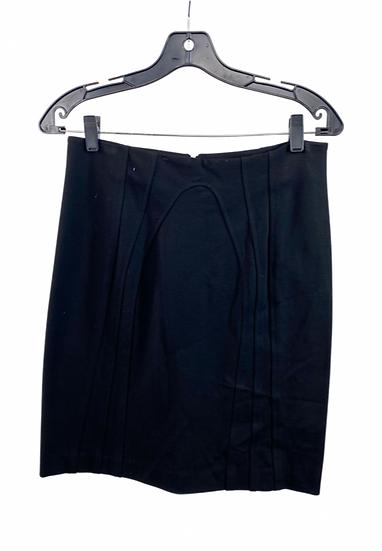 DVF Black Skirt