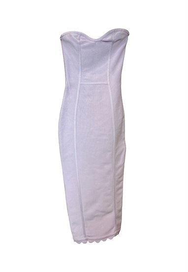 House of CB Strapless Dress