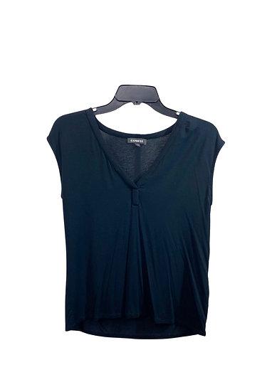 Express Black T-Shirt Top
