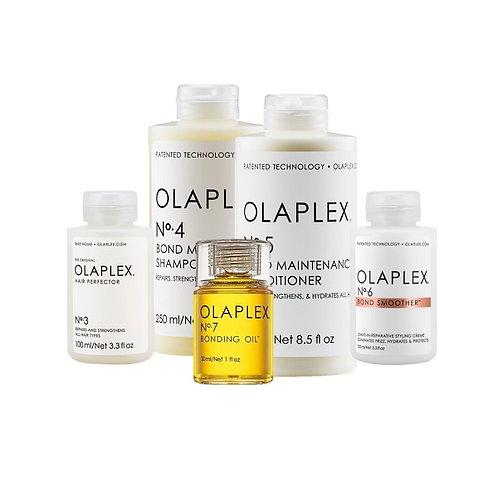 Olaplex Kit Tratamiento Completo N°3, N°4, N°5, N°6 Y N°7