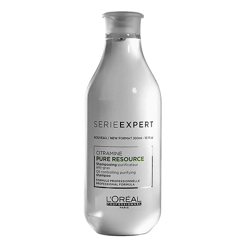 L'oréal Shampoo Pure Resource 300 ml