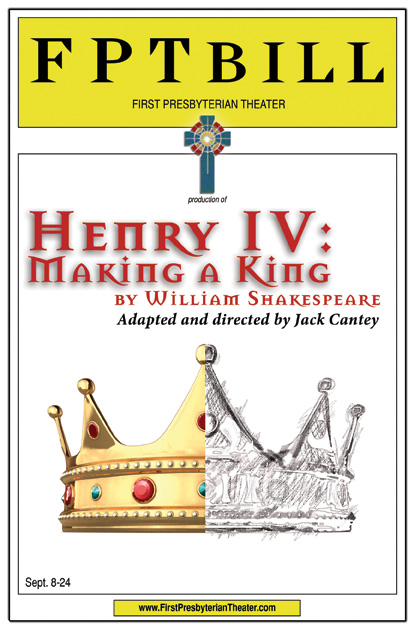 Henry IV Cover