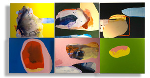 CONVERSATION BETWEEN COLOURS & FORMS