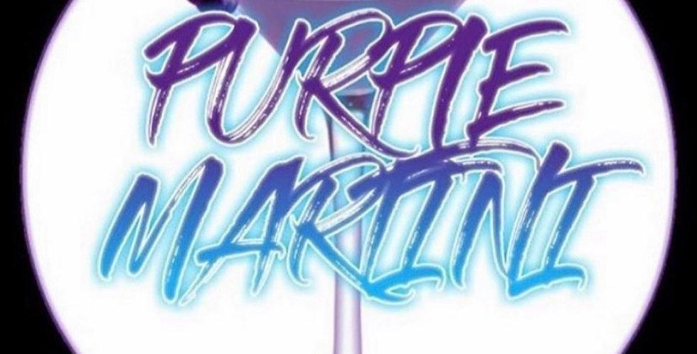Purple Martini  5 pack