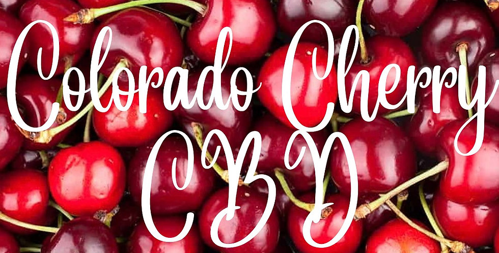 Colorado Cherry cbd 10 pack