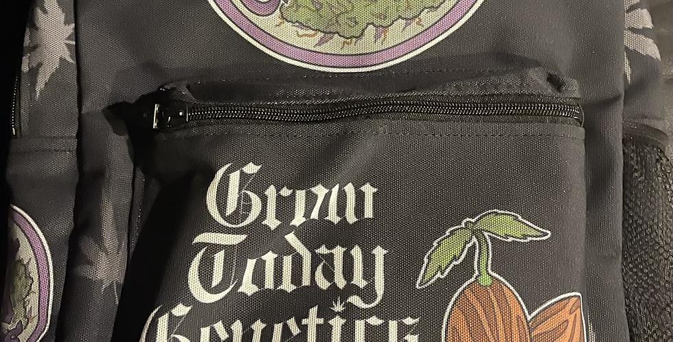 GTG custom backpack & 10 pack deal