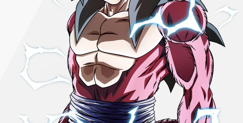 Goku Ssj4 10 pack