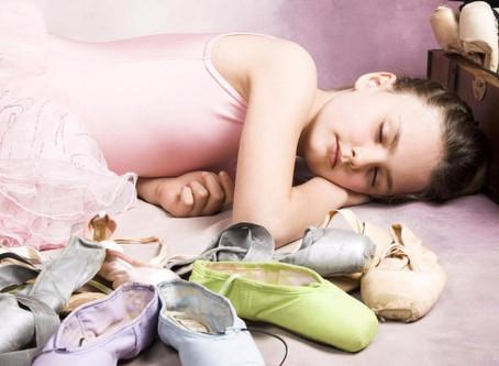 Porque pagar por aulas de ballet?