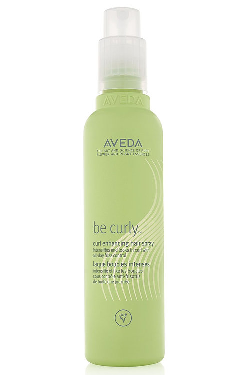 BE CURLY HAIR SPRAY