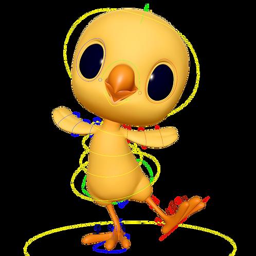 Pikin Animation Rig