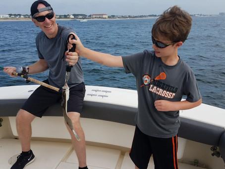 Thomas Family Fishing Trip