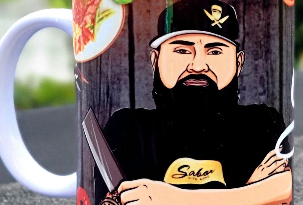 Mug/Taza: Chef Greg's Mug