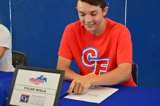 College Signings