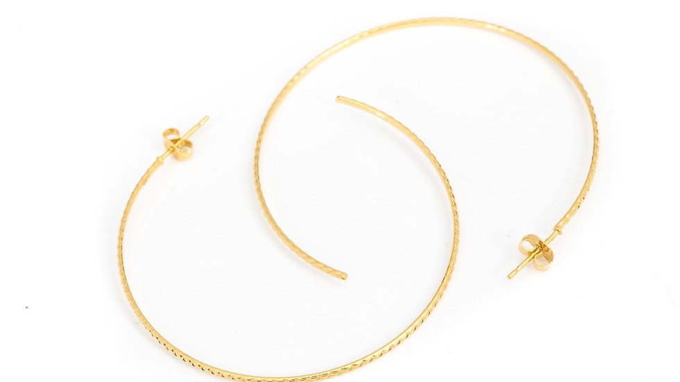 Sparkling Hoops Small