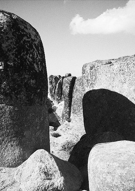 rocks in national park