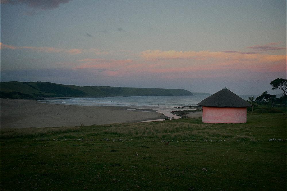 xhosa landscape in eastern cape