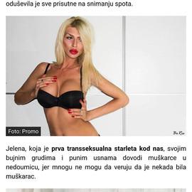 Instagram - #news #vip #star #sexy #fashion #belgrad #barbie #balkangirl #blond #wasserstoffblond #telegraf #zutastampa