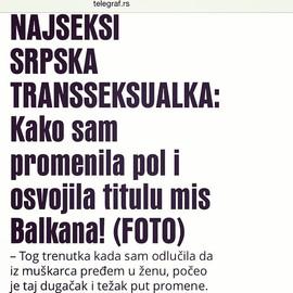 Instagram - A ne smatram se nesto preterano sexy 🙊🙈🙈 #najaeksi #srpska #miss #balkan #jeca #jelena #vip #fashion