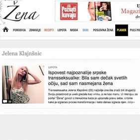 Instagram - #bliczena #naj #sexy #srpska #balkan #belgrade #model #models #fashion #shemale  #transexual #transexuel #star