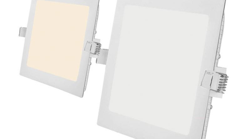 LED Ceiling Light Recessed-Square.