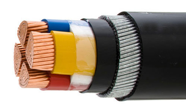 ARMOURED POWER CABLE (600/1000v)