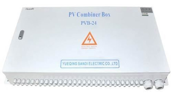 PV Array Combiner Box