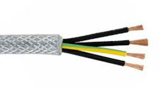 UNARMOURED AUXILLIARY CONTROL CABLE