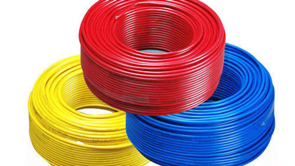 PVC INSULATED S/C SOLID ELECTRICAL CABLE