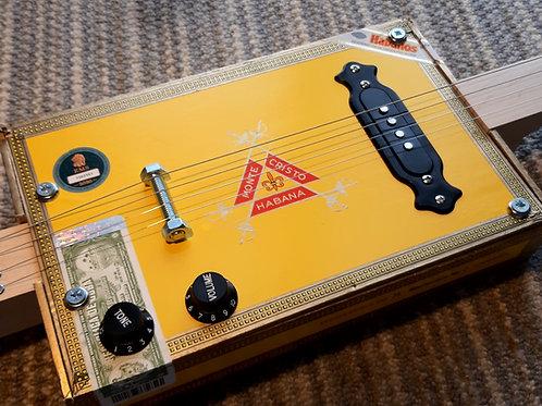 4 string slide Monte Cristo