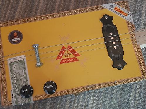 Monte Cristo box - slide, pickup