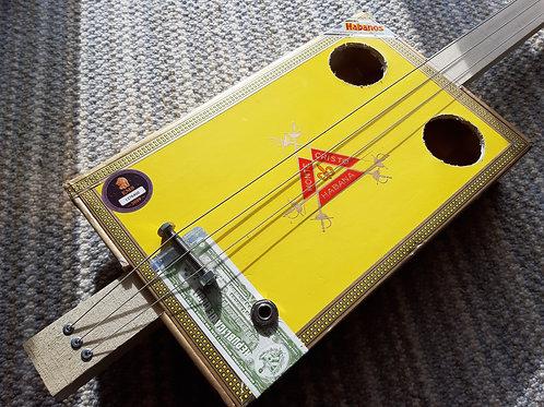 Monte Cristo box - slide with Piezo Pickup