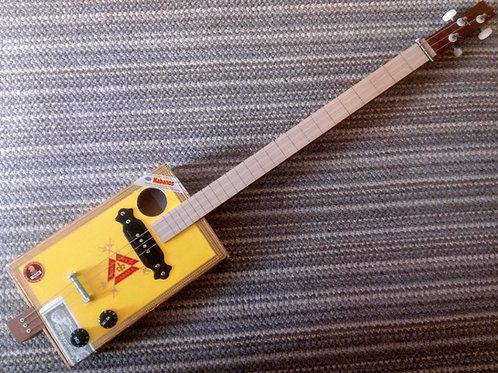 Monte Cristo Cigar Box - slide, pickup