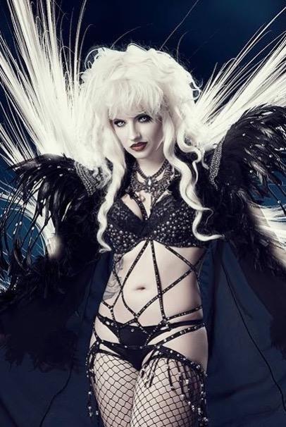 Intergalactic Showgirl