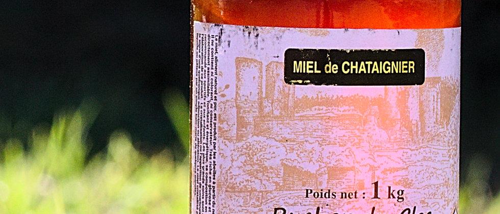Miel de Châtaignier 1 kg
