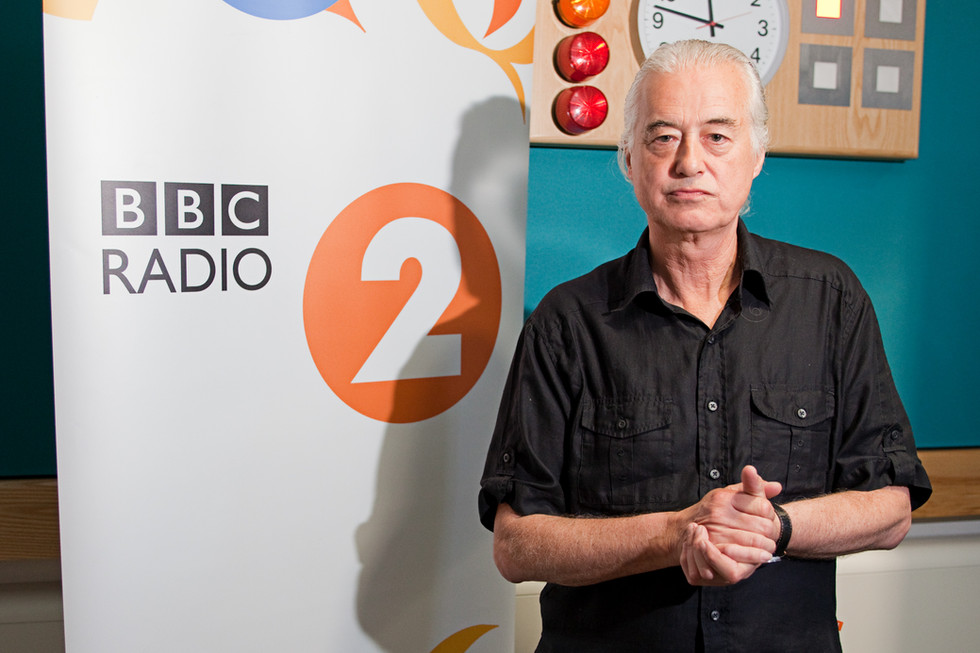 I had to add this image of Jimmy PAge - even if there's nothing special photographically about it. It;s Jimmy Page!