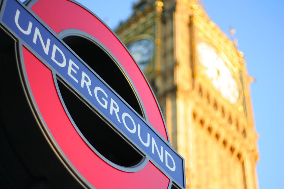 Overground, Underground