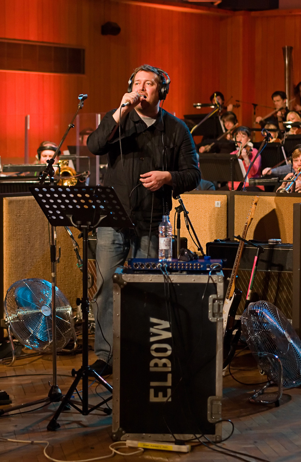 Elbow at Abbey Road