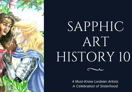 Sapphic Art History 101: 4 Lesbian Artists Who Broke the Mold