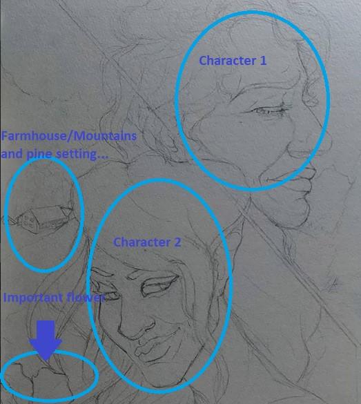 Image story elements