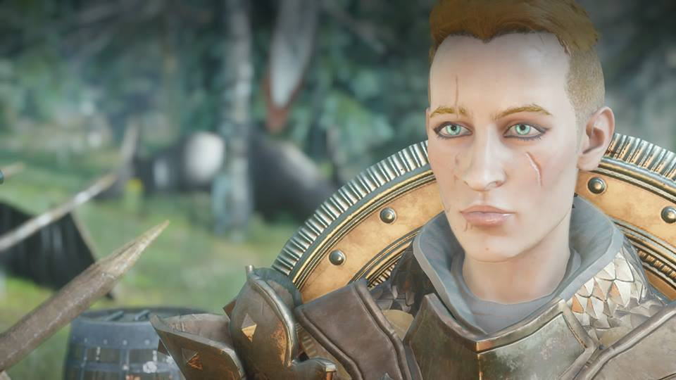 My Inquisitor, DragonAge