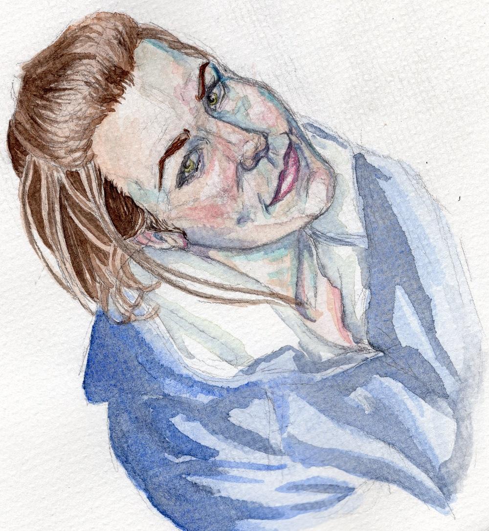 Tricia, A Portrait