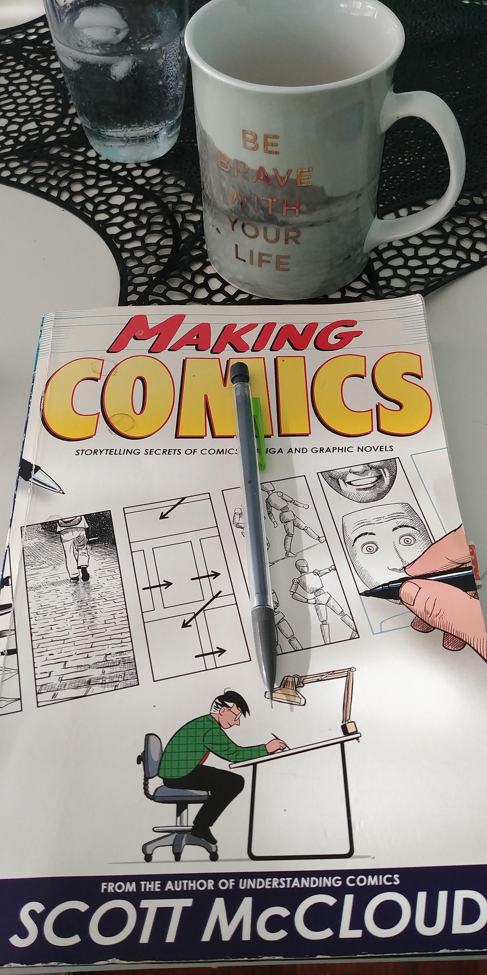 Scott McCloud, Making Comics